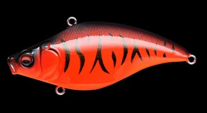 Ратлин Megabass New Vibration-X Jr. Rattle In viper tiger II
