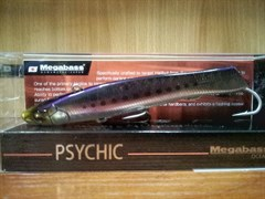 Ратлин Megabass Psychic gg iwashi