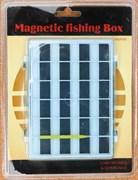 Коробка для Крючков Takara магнитная двухстороняя L014A 14х10х1,5см