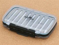 Коробка Rosy Dawn для блёсен Двусторонняя RH-017 18х10,5см