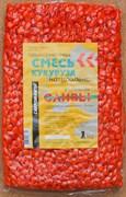 Прикормочная Смесь Карпомания Кукуруза Натуральная с Ароматом Сливы Пакет 1кг