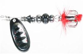 Блесна Вращающаяся Rosy Dawn Ball Concept 5гр n2.5 цвет 03