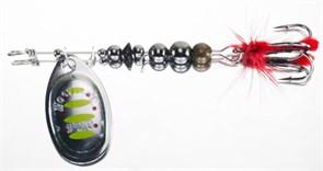 Блесна Вращающаяся Rosy Dawn Ball Concept 3гр n2 цвет 07