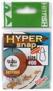 Застежка Hit Fish Hyper Snap #000 8кг 8шт/уп