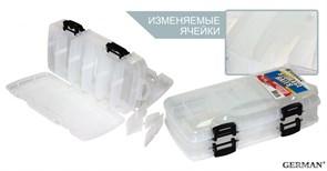 Коробка для приманок German Storage Baits 12-18 10x20см