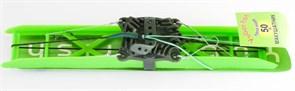 Макушатник Оснащенный Yuber-Fish 50гр на мотовиле 24см