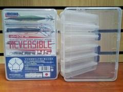 Коробка для приманок Meiho Reversible 145 Clear