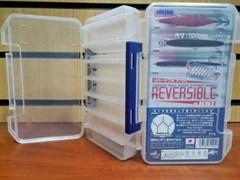 Коробка для приманок Meiho Reversible 100 Clear