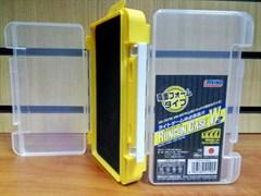Коробка для приманок Meiho Reversible RunGun Case 175x105x38 Желтый