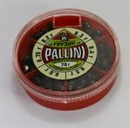 Набор Дробинок Palini Белоруссия №1 Малый 60гр (0,15-0,2-0,3-0,4-0,5-1,0гр)