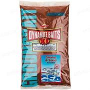 Прикормка Dynamite Baits Sea Groundbait - Shrimp & Squid 1кг