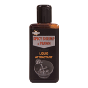 Аттрактант Dynamite Baits Spicy Shrimp & Prawn Liquid Attractant 250мл