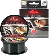 Леска Carp Expert Method Feeder Teflon 300м 0.22мм 6,35кг