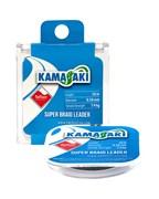 Фидерный Поводочный Материал Kamasaki Super Braid Leader 10м 0,14мм 10,8кг