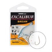 Крючки Excalibur Bream Match Brown 12