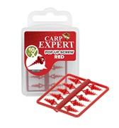 Ввертыш Плавающий Carp Expert Pop-Up Screw Red Красный 10шт/уп