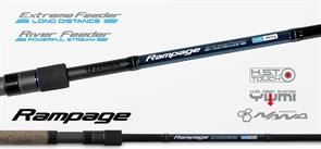 Удилище фидерное Zemex Rampage Extreme Feeder 14.2 ft 200гр