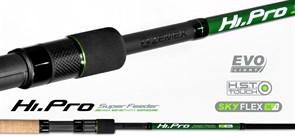 Удилище фидерное Zemex Hi-Pro Super Feeder 13 ft 140гр