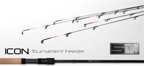 Удилище фидерное Zemex Icon Tournament Feeder 11 ft 50гр