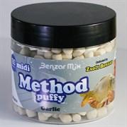 Benzar Method Puffy Midi 180мл Garlic White Чеснок белые