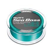 Леска Плетёная Varivas Avani Sea Bass PE LS8 150м #1 19,6Lb