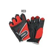 Перчатки Varivas VAG-08 L red