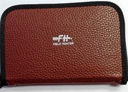 Кошелек для блесен Field Hunter Fake Leather Vallet Brown L