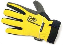 Перчатка Lindy Правая Желтая M