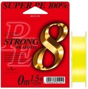 Плетеная леска Yamatoyo PE Strong 8 150м #0.8 15Lb