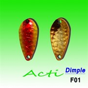 Блесна Ivyline Acti Dimple 1,8гр #f01