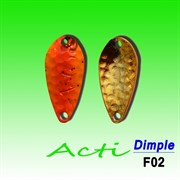 Блесна Ivyline Acti Dimple 1,8гр #f02