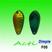 Блесна Ivyline Acti Dimple 1,8гр #f05