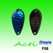 Блесна Ivyline Acti Dimple 1,8гр #f06