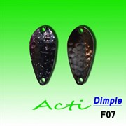 Блесна Ivyline Acti Dimple 1,8гр #f07
