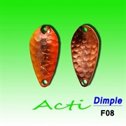 Блесна Ivyline Acti Dimple 1,8гр #f08