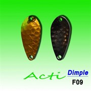 Блесна Ivyline Acti Dimple 1,8гр #f09