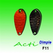 Блесна Ivyline Acti Dimple 1,8гр #f11