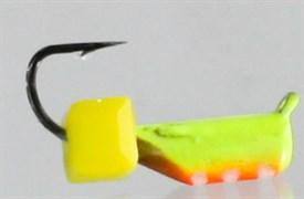 Гвоздекубик 2,5 Художественный, Кубик сырный 0,55гр 3шт