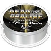 Леска флюорокарбон Varivas Premium Fluoro Carbon 100% Dead or Alive Finess Master 150m 5,5 Lb/0,195mm