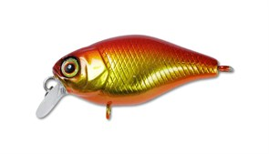 Воблер Jackall Chubby 38F red and gold