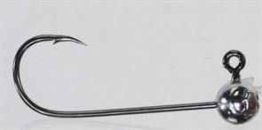 Форелевая Джиг-головка Kumho Vido 0,6гр Крючок VD-072 №4 Цвет неокрашенный 10шт/уп