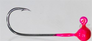 Форелевая Джиг-головка Kumho Vido 0,4гр Крючок VD-072 №4 Цвет розовый 10шт/уп