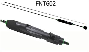 Спиннинг Fario Trout Stream 2 секции, полая вершинка, 1,8м тест 2-8гр