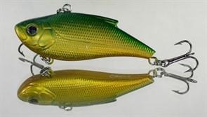 Ратлин Grows Culture Calibra 60мм 10гр Цвет 830R Navy Gold
