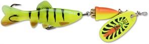 Блесна Вращающаяся Blue Fox Vibrax Chaser с рыбкой 8гр FT