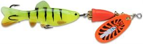 Блесна Вращающаяся Blue Fox Vibrax Chaser с рыбкой 13гр OCW