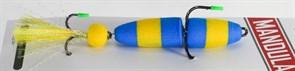 Мандула классическая, размер M 90мм Цвет 051