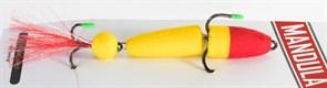 Мандула классическая, размер S 70мм Цвет 003