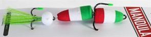 Мандула классическая, размер S 70мм Цвет 071