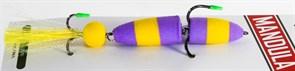 Мандула классическая, размер M 90мм Цвет 061